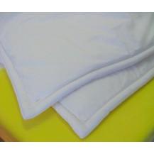 Prošívaná přikrývka 4 roční období 1000+1000g (140x200)  bílá