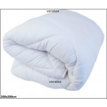Přikrývka 1800g francouzská (200x200) bílá