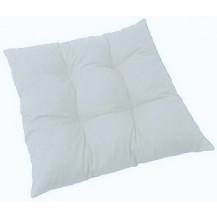 Sedák prošívaný 40x40 cm (bílý) Veratex
