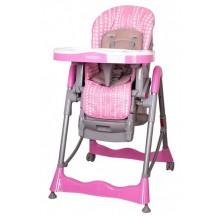 Jídelní židlička COTO BABY Mambo Pink Coto baby