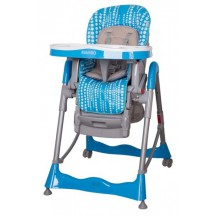 Jídelní židlička COTO BABY Mambo Turquoise Coto baby
