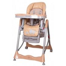 Jídelní židlička COTO BABY Mambo Beige - SLONÍCÍ Coto baby