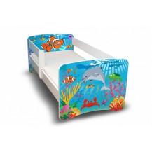 Dětská postel Oceán II.