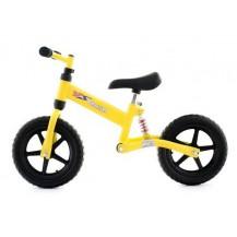 Dětské odrážedlo-kolo - žluté EURO BABY