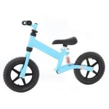 Dětské odrážedlo-kolo - modré EURO BABY