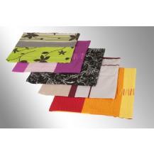 MIX povlaků krep 50x70cm balení 10ks