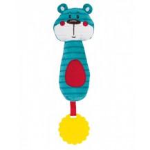 Plyšová hračka s kousátkem a pískátkem Forest Friends - medvídek Canpol Babies