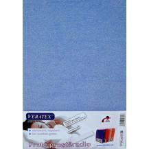 Froté prostěradlo 130x200 cm (č.21-sv.modrá) Veratex