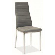Jídelní židle H-261 šedá FALCO
