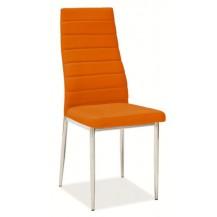 Jídelní židle H-261 oranžová