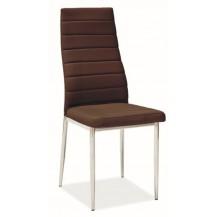Jídelní židle H-261 hnědá FALCO