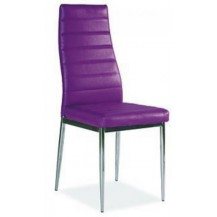 Jídelní židle H-261 fialová FALCO