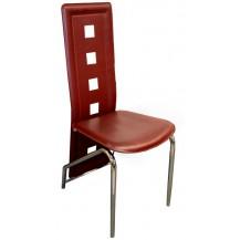 Jídelní židle F-131 vínová FALCO
