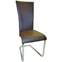 Jídelní židle F-245 hnědá FALCO
