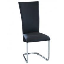 Jídelní židle F-245 černá FALCO
