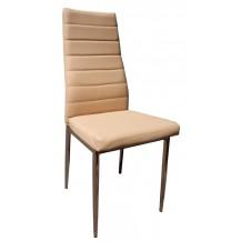 Jídelní židle H-261 lososová FALCO