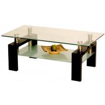 Konferenční stolek A 08-2 černý