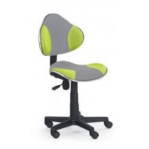 Židle QZY-G2-šedo zelená FALCO