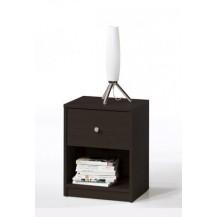 Noční stolek Myra 331 coffee