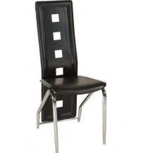Jídelní židle F-131 černá FALCO