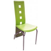 Jídelní židle F-131 zelená FALCO