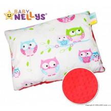 Samostatný polštář MINKY 30 x 40 cm Baby Nellys