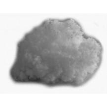 PES kuličky - náhradní náplň - do polštářů ( 300g polyesterové bílé) 95°C.