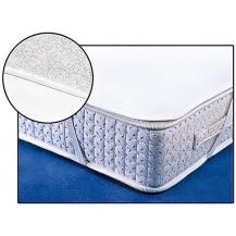 Matracový chránič voděodolný 200x200 (bílá)