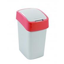 FLIPBIN 25L odpadkový koš - červený