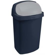 ROLL TOP 10L koš na odpadky - modrý