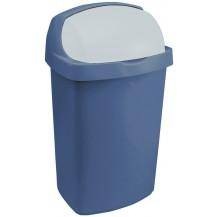 ROLL TOP 25L koš odpadkový - modrý