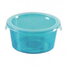 DECO CHEF 0,5L dóza  - modrá