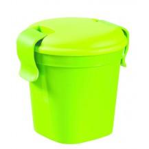 LUNCH & GO hrnek - S - zelený