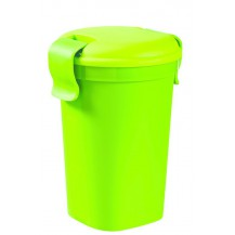 LUNCH & GO hrnek - L - zelený