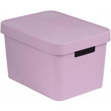 INFINITY box 17L - růžový