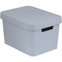 INFINITY box 17L - šedý