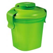 LUNCH & GO lahev - S - zelená