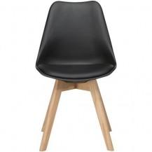 Jídelní židle Nevada PP-26 černá