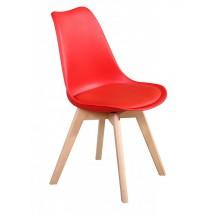 Židle Nevada PP-26 červená