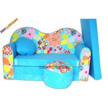 Rozkládací dětská pohovka 09V Baby Dreams