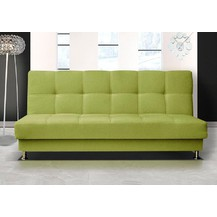 Pohovka Dream III B zelená