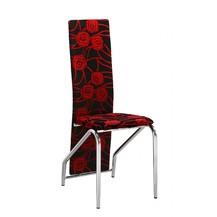 Jídelní židle F-131 černočervená