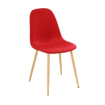 Jídelní židle Ohio červená