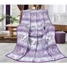 Deka Karmela Plus 150x200 cm - fialový kašmír
