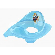 Adaptér - treningové sedátko na toaletu Little Prince - modrá