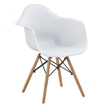 Jídelní židle Indiana bílá
