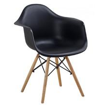 Jídelní židle Indiana černá