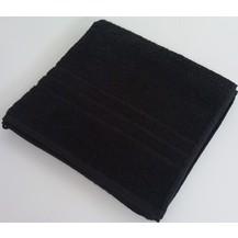 Froté osuška  UNI 400g 70x140 cm černá