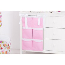 Kapsář 40 x 65 cm - Světle růžový