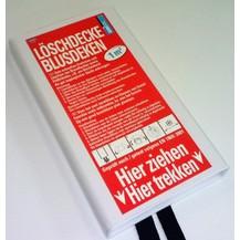 Protipožární hasící deka 110x110 cm